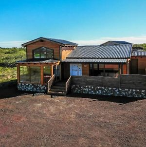 Large Luxury Cabin On The Golden Circle Next To Kerith The Crater. photos Exterior