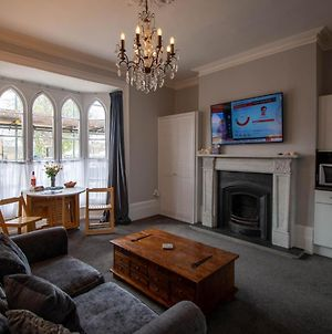 Elegant 1 Bed Georgian Apartment At Florence House In The Centre Of Herne Bay photos Exterior