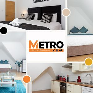Metro Serviced Apartments, Peterborough - Perfect For Contractor And Family Apartments photos Exterior