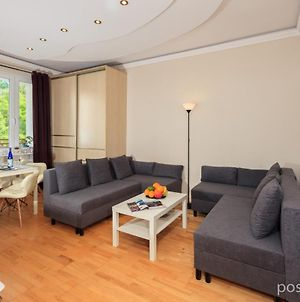 Gdansk Old Town Lagiewniki Apartment With Balcony Possession photos Exterior