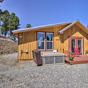 Remote Mtn Retreat With Hot Tub Outside Bozeman photos Exterior