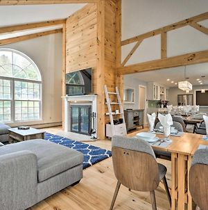Chic Dover Home With Hot Tub 4 Miles To Mt Snow! photos Exterior
