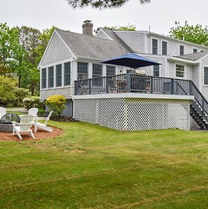 917 Newly Updated With Expansive Deck Large Private Yard Firepit Sunroom Outdoor Shower Central Ac Walk To The Beach photos Exterior