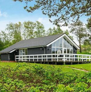 Three-Bedroom Holiday Home In Ebeltoft 14 photos Exterior