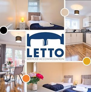 Close To Spalding And Rutland By Letto Serviced Accommodation Peterborough - Hospital, Close To A47 And A1 photos Exterior