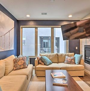 Chic Denver Escape With Rooftop Near Downtown! photos Exterior