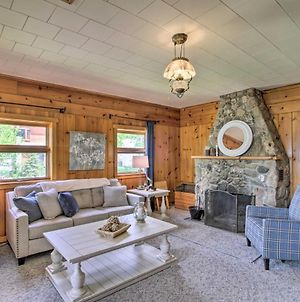 Waterfront Gull Lake Getaway With Dock And Yard! photos Exterior
