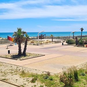 Apartment With One Bedroom In Le Barcares With Wonderful Sea View And Wifi 50 M From The Beach photos Exterior