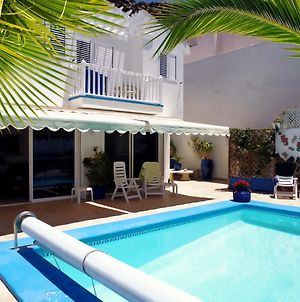 Villa 4 * A Beautiful Villa With Private Solar Heated Pool, Air-Conditioned & Wi Fi photos Exterior