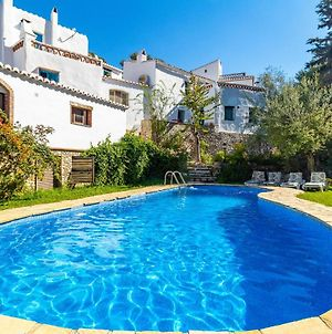 Awesome Home In Competa With Outdoor Swimming Pool, Wifi And 3 Bedrooms photos Exterior