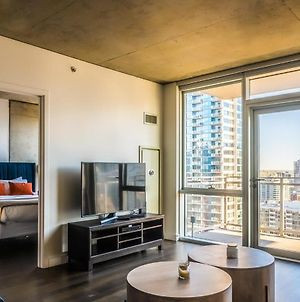 1Br Spacious Luxury Suite With Balcony, Pool & Gym photos Exterior