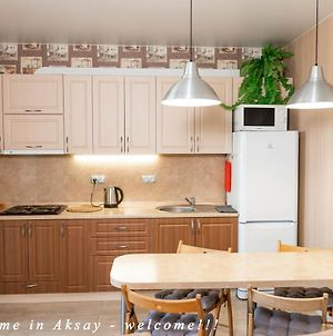Like Home In Aksay - С Шикарным Видом На Город photos Exterior