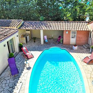 Awesome Home In Tarascon With Wifi, Outdoor Swimming Pool And 5 Bedrooms photos Exterior