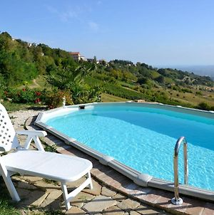 Elegant Holiday Home In Cupramontana With Swimming Pool photos Exterior