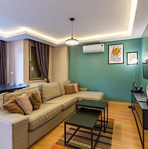Nice Duplex Apartment Surrounded By Popular Attractions In Beyoglu photos Exterior
