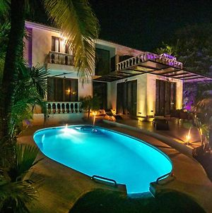 Melody Of The Night Luxury Oceanview Villa Only 80 Steps From The Beach photos Exterior