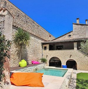 Nice Home In Bourg St Andeol With 3 Bedrooms photos Exterior