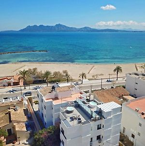 Apartment With 2 Bedrooms In Puerto De Pollenca With Wonderful Sea View Terrace And Wifi 100 M From The Beach photos Exterior