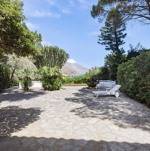 Scopello Flat With Panoramic Courtyard And Parking photos Exterior