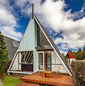 Chalet On Shannon - Ohakune Holiday Home photos Exterior