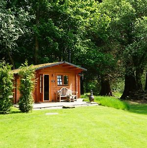 Beautiful 1-Bed Log Cabin With Wood Burning Fire photos Exterior