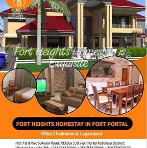 Fort Heights Homestay photos Exterior
