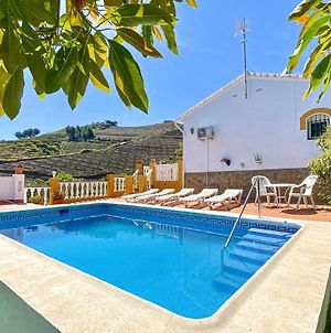 Nice Home In Torrox With Outdoor Swimming Pool, Wifi And 3 Bedrooms photos Exterior