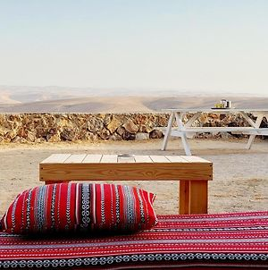 Desert View Experience - Private Villa On The View With A Bedouin Tent photos Exterior