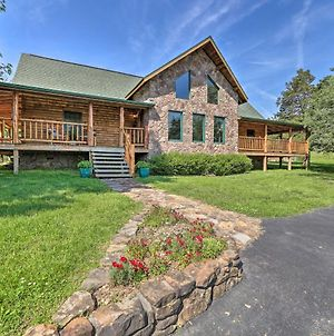 Eureka Springs Area Cabin With Deck And 7 Acres! photos Exterior
