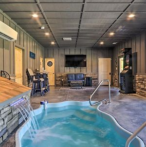 Smoky Mtn Peaceful Paradise With Indoor Pool! photos Exterior
