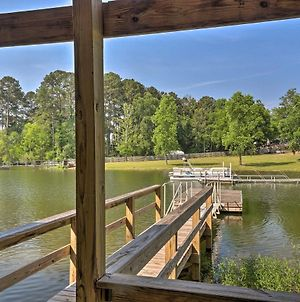Pet-Friendly Lakehouse View Tower And Fire Pit photos Exterior