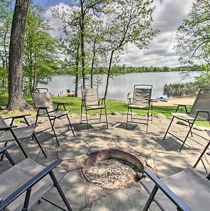 Stunning Crosslake Cabin With Deck And Lake View photos Exterior
