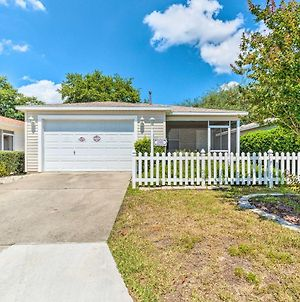 Sunny Home In The Villages With Pool Access! photos Exterior