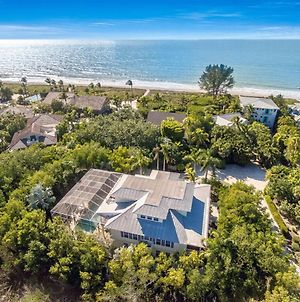 The Palm And Shell Captiva Island Private Luxury Home With Pool Hot Tub And Beach Access photos Exterior