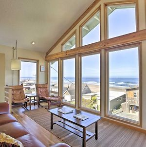 Large Ocean View Home, 450 Feet From Beaches photos Exterior