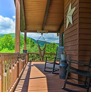 Beautiful Mountain Cabin With Fire Pit And Views! photos Exterior