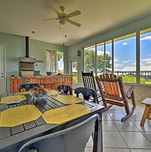 Waterfront Lake Placid Home With Private Dock! photos Exterior