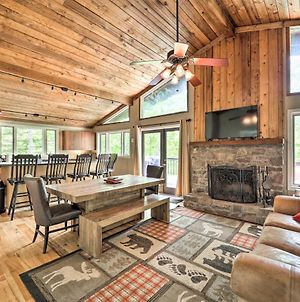 Scenic Mtn Cabin With Grill 2 Mi To Fish And Ski photos Exterior