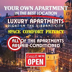 Your Own Apartment In The Center Of Amsterdam By The Monk Hotel photos Exterior