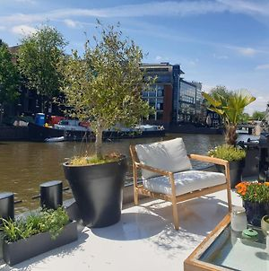 Luxurious 110M² 3Br Houseboat In Amsterdam Centre! photos Exterior