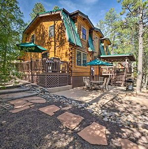 Sherwood Forest Cabin Nestled In The White Mtns! photos Exterior
