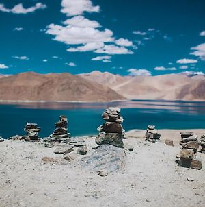 Mountain Homestays - Most Scenic Pangong Stay photos Exterior