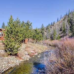 Rustic River Chalet, Close To Skiing, Pet Friendly Tiny House photos Exterior