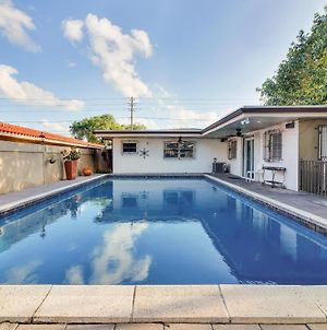 Stunning 2Bd Apartment With Pool In Coral Way photos Exterior