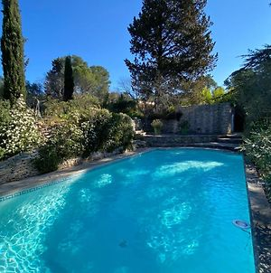 Les Acanthes - Private House With Swimming Pool photos Exterior