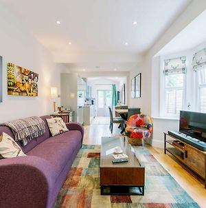 Pass The Keys Recently Renovated 1Br Flat With Private Garden In South London photos Exterior