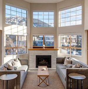 Amazing Village Condo With Unparalleled Mountain Views Overlooking The Olympic Plaza photos Exterior