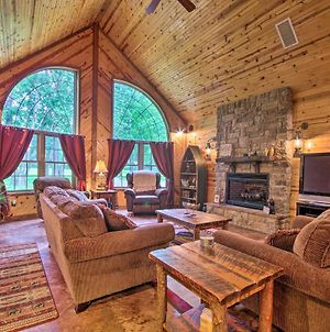 Spacious Family Home With Fire Pit On Norfork Lake! photos Exterior