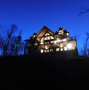 The Solstice Chalet- Huge, Luxury Cabin In The Smokys! photos Exterior