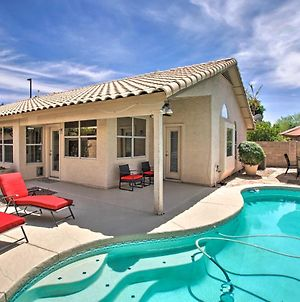 Gilbert Getaway With Game Room And Outdoor Oasis! photos Exterior
